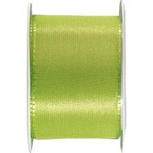 Duni Seidenband grün, 40 mm x 3 m