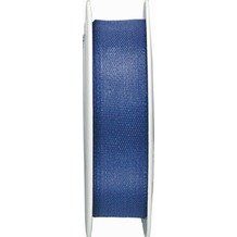 Duni Seidenband blau, 15 mm x 3 m