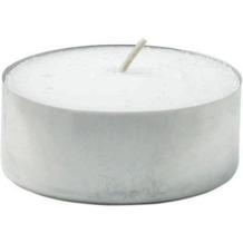 Duni Teelichte mit Metallhülse, ø 3,9 cm, 200 Stück