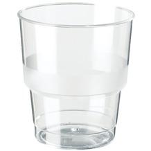 25 cl Duni Trendglas glasklar 30 Stück