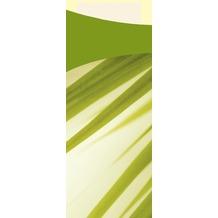 Duni Sacchetto Serviettentasche Motiv Bamboo 8,5 x 19 cm, Tissue Serviette 2lagig cream, 100 Stück