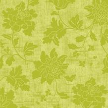 Duni Servietten 3lagig Tissue Motiv Venezia Green, 33 x 33 cm, 20 Stück