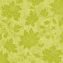 Duni Cocktail-Servietten 3lagig Tissue Motiv Venezia Green, 24 x 24 cm, 20 Stück