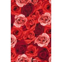 Duni Mitteldecken aus Dunicel Motiv Romance, 84 x 84 cm