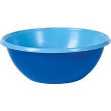 Duni Plastikschalen, Colorix blau, 38 cl, 10 Stück