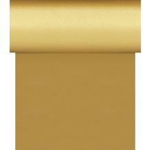 Duni Tischband aus Dunisilk gold, 15 x 1000 cm