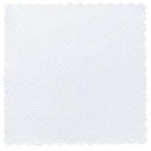 Duni Dessertdeckchen weiß 17 x 17 cm 1/ 4 Falz 4000 Stück
