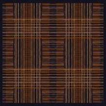 Duni Dunicel-Mitteldecken Brooklyn Black 84 x 84 cm unverpackt 20 Stück