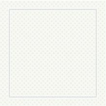 Duni Dunicel-Mitteldecken Glitter White 84 x 84 cm 20 Stück