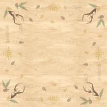 Duni Dunicel-Mitteldecken My Deer 84 x 84 cm 20 Stück