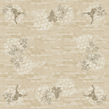 Duni Dunicel-Mitteldecken Wild Deer 84 x 84 cm 20 Stück