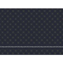 Duni Dunicel-Tischsets Glitter Black 30 x 40 cm 100 Stück