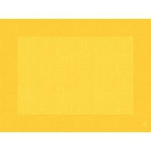 Duni Dunicel-Tischsets Linnea gelb 30x40cm 100 St.