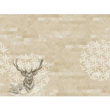 Duni Dunicel-Tischsets Wild Deer 30 x 40 cm 100 Stück