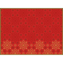 Duni Dunicel-Tischsets Xmas Deco Red 30 x 40 cm 100 Stück