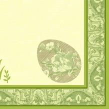 Duni Dunisoft-Servietten Happiness 40 x 40 cm 60 Stück