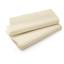 Duni Evolin-Tischdecken cream 127 x 127 cm 50 Stück