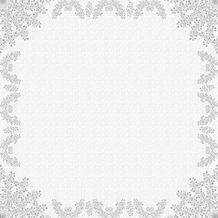 Duni Mitteldecken Dunicel® Glamour 84 x 84 cm 1er