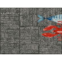 Duni Papier-Tischsets By the Sea 30 x 40 cm 250 Stück