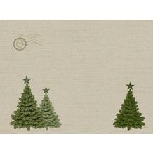 Duni Papier-Tischsets Fir Forest 30 x 40 cm 250 Stück