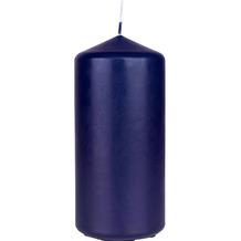 Duni Kronenkerzen dunkelblau ø 70 mm, Höhe 150 mm 1er