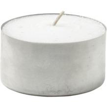 Duni Teelichte, ca. 8h weiß Ø 39 mm 100 Stück