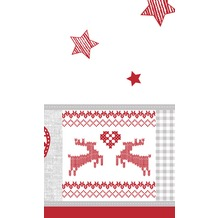Duni Tischdecken Motiv Nordic Christmas 138 x 220 cm 1 Stück