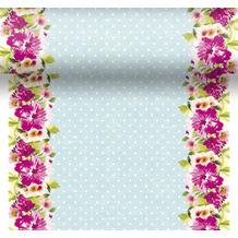 Duni Tischläufer 3 in 1 Dunicel® Happy Florals 0,4 x 4,80 m 1er