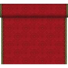 Duni Tischläufer 3 in 1 Motiv Festive Charme Red 0,4 x 4,8 m 1 Stück
