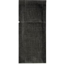 Duni Verschließbares Sacchetto Dunisoft schwarz 260 x 113 mm 60 Stück