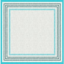 Duni Dunicel-Mitteldecken Raya blue 84 x 84 cm 20 Stück