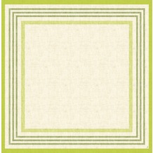 Duni Dunicel-Mitteldecken Raya kiwi 84 x 84 cm 20 Stück
