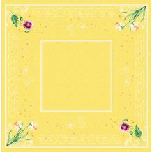 Duni Dunicel-Mitteldecken Spring Lilies 84 x 84 cm 20 Stück