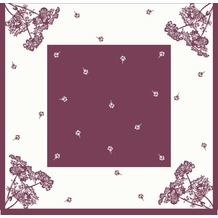 Duni Dunicel-Mitteldecken Yarrow 84 x 84 cm 20 Stück