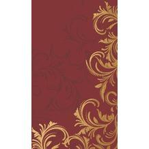 Duni Mitteldecken aus Dunicel 84 x 84 cm Grace Bordeaux