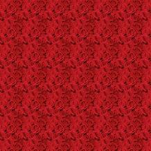 Duni Dunicel® Mitteldecken Red Roses 84 x 84 cm 1 Stück