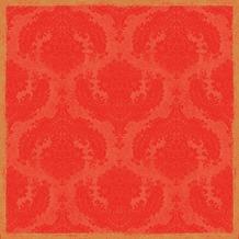 Duni Dunicel® Mitteldecken Royal Mandarin 84 x 84 cm 1 Stück