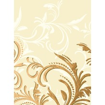 Duni Tischdecken aus Dunicel 138 x 220 cm Grace Cream