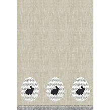 Duni Dunicel® Tischdecken Bunny Greetings 138 x 220 cm 1 Stück
