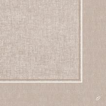 Duni Dunilin-Servietten 1/ 4 Falz 40 x 40 cm Lina Greige, 50 Stück