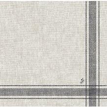 Duni Dunilin-Servietten Cocina black 40 x 40 cm 45 Stück
