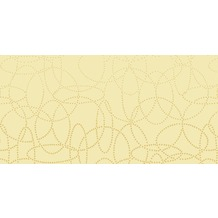 Duni Dunisilk+ Mitteldecken 84 x 84 cm Circuits Cream (100 Stück)
