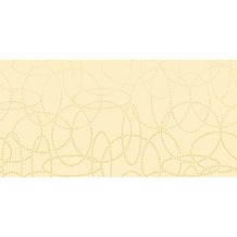 Duni Dunisilk+ Mitteldecken 84 x 84 cm Circuits Cream, 20 Stück