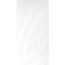 Duni Elegance-Servietten 40x40cm 1/ 8 F. Lily weiss, 40 Stück