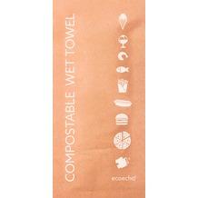 Duni Erfrischungstücher (Kompostierbar) Neutral 60 x 130 mm 250 Stück