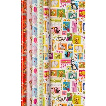 Duni Geschenkpapier Kiddy Dreams 2 m x 70 cm, 5 Rollen