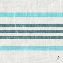 Duni Klassikservietten Raya blue 40 x 40 cm 1/ 4 Falz 50 Stück