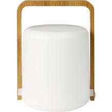 Duni LED Lampe Good Konzept Sibling Bambus, weiß 148 x 108 mm 1 Stück