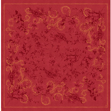 Duni Mitteldecken Dunicel® Charm Bordeaux 84 x 84 cm 1 Stück
