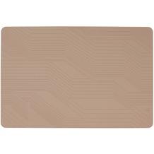 Duni Silicon-Tischsets 30x45cm Effekt greige, 6 Stück